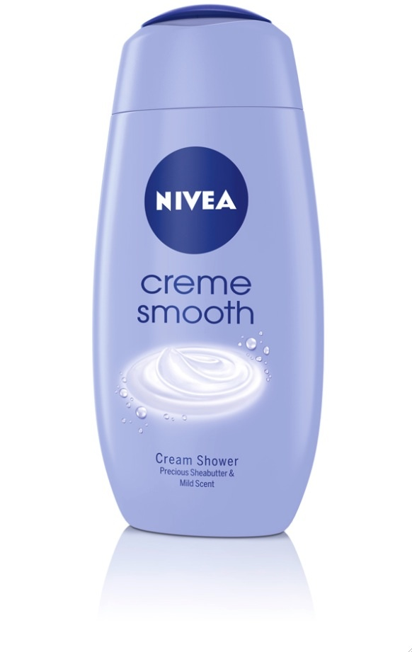 NIVEA Gel de dus Creme Smooth