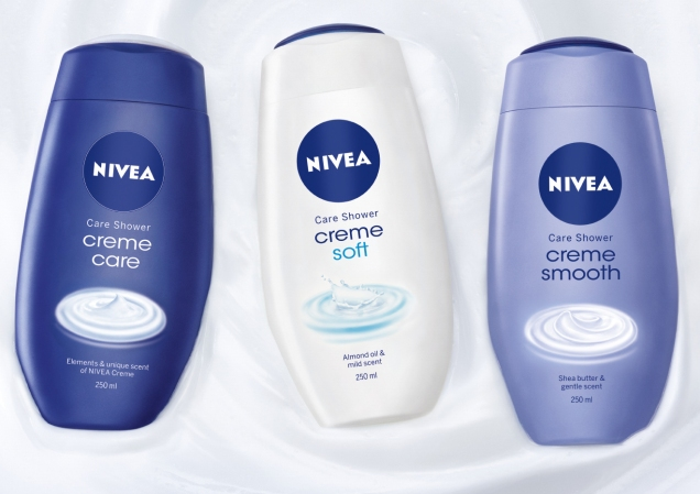NIVEA Grupaj geluri de dus Creme.jpg