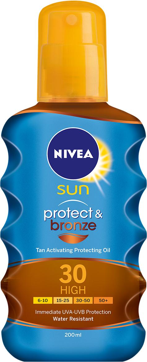 NIVEA SUN INVISIBLE PROTECTION TRANSPARENT SPRAY SPF20 150mlHeight: 15,5cm