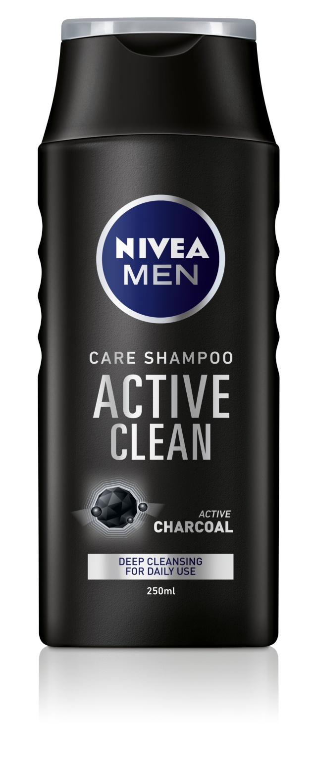 NOU! Sampon NIVEA MEN Active Clean