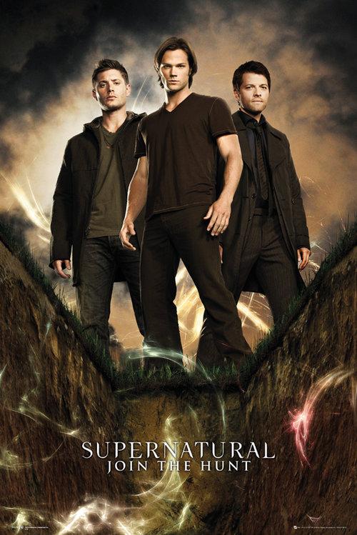 Poster-Supernatural-Supernatural-Group-Maxi-Poster-s