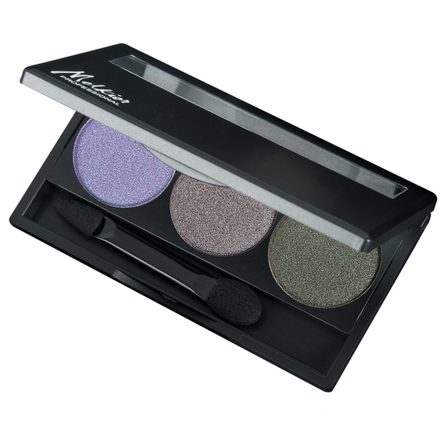Paleta 3 farduri pleoape sidefate Abstract Mood MELKIOR 49,90lei