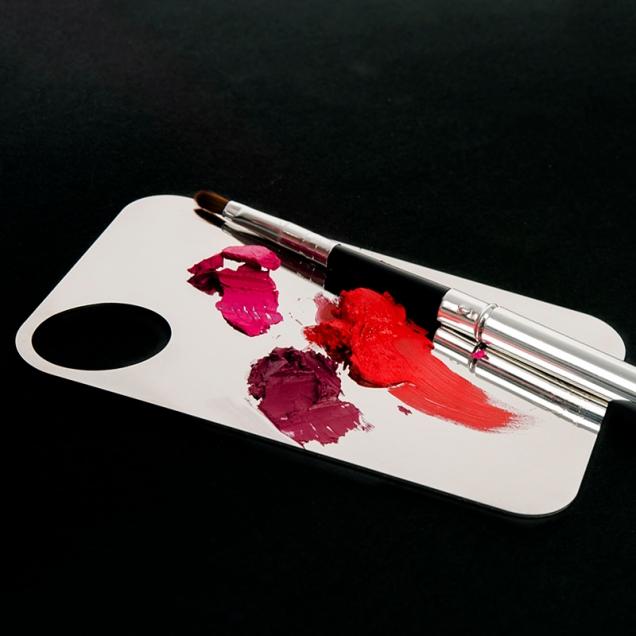 Pensula cu capac pentru buze MELKIOR 19,90lei (1)
